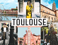 Free Toulouse Mobile & Desktop Lightroom Presets