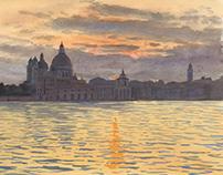 Seven impressions of Venice