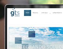 GTS Química - WEBSITE