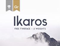 Ikaros || Free Typeface
