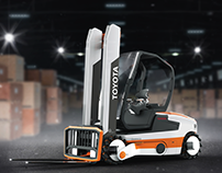 Toyota Apex Forklift - Raising The Bar