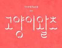 Cat Waltz - Typeface