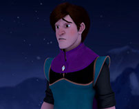 """Le Prince des Neiges"" by Palmashow (FROZEN PARODY)"