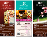 Diseño para Hoteles Río