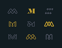 Mmmmm Monograms