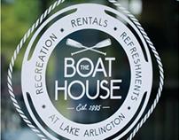 Lake Arlington Boathouse