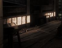 Root Cellar - UE4 Lighting