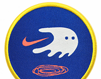 NIKE - Palais of Speed patches