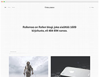 Minimalist Madness - A WordPress theme