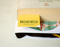T-Shirt da leggere, Storie da indossare / Brododibecchi