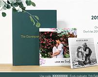 2018 edm, newsletter, email design
