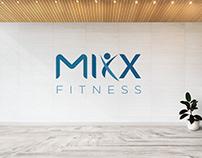 Logo for Mixx fitness studio