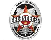 ChernoBeer Beer Branding
