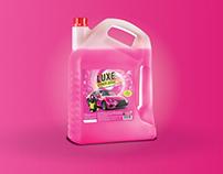 Package Design Active Foam Luxe