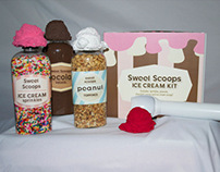 Sweet Scoops Ice Cream Kit