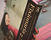 3° Edición Fixionaria Historias Ilustradas