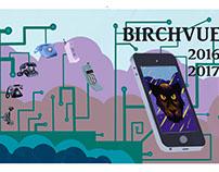 Yearbook Cover - Birchmount Park