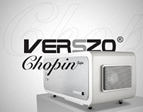 Verszo Chopin - webdesign