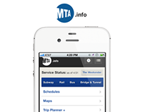 MTA.info Mobile Web