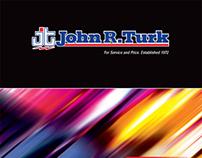 John R. Turk Sports Year Diary
