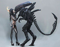 Alien & HR Giger's tribute