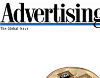 Advertising Age Cover Designs
