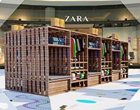 Retail - Fashion pop up stalls