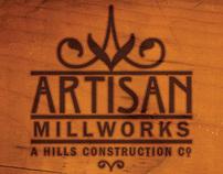 ARTISAN MILLWORKS IDENTITY
