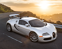 Bugatti Veyron EB 16.4 CGI