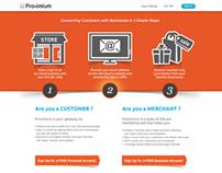 Proximium Web Design