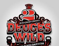 Deuces Wild competition logo