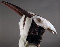 Antelope Tribal Mask