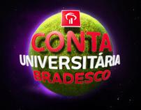 Conta Universitária Bradesco 2010