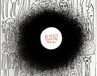 Alienzine