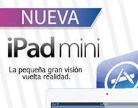 Campaña Promocional Ipad Mini