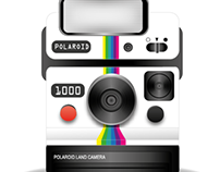 Vector Polaroid