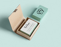Eva Benito – Corporate Identity / Branding