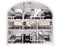 Tunnel Cutaways