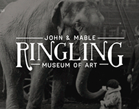 Ringling Website Redesign