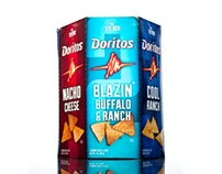 "Doritos Packaging: The ""Six Box"""