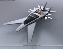 Concept Plane - Accelerate