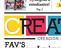Periódico CREATÍVATE