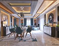 M O D E R N _ LIVING ROOM & DINING