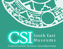 CSI South East Museums design & photography