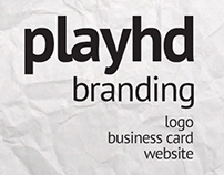 playHD Branding