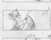 "storyboard ""odio i pipistrelli"""