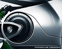 Porsche Electric Motorcycle