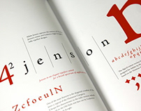 Six Serif Typefaces