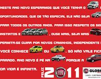 Feliz FIAT Novo