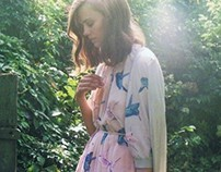 Behind the scenes - mint&berry spring/summer 2013